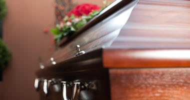 Coffin, Funeral