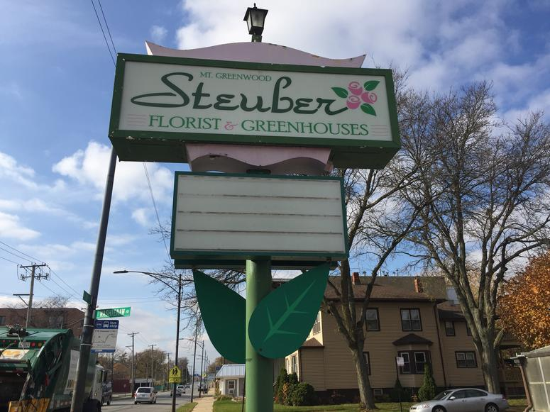 Stueber Florist and Greenhouse in Mt. Greenwood is a family business that has been around since 1943.