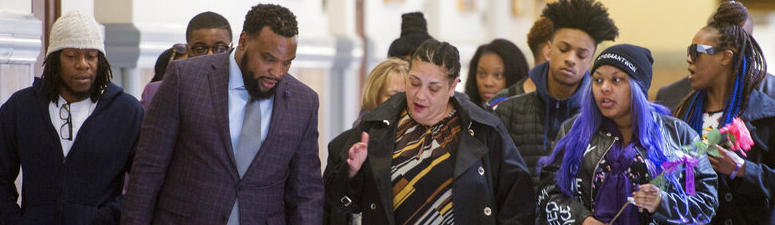 Verdict Reached In Trial Of White Cop Who Killed Black Teen