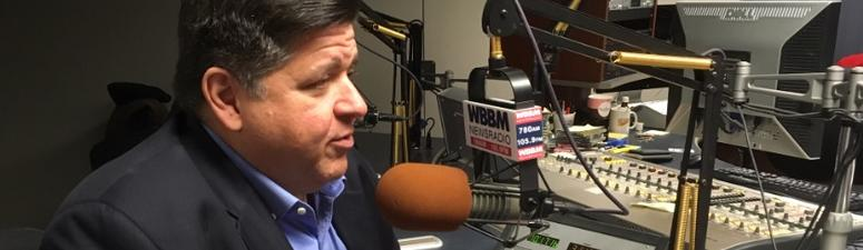 At Issue: Pritzker Defends His Record-Breaking Spending In Governor's Race