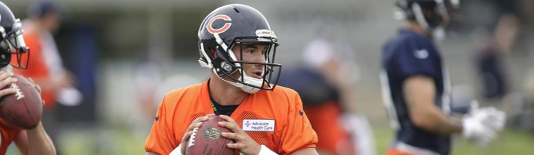 Bears Set Training Camp Schedule