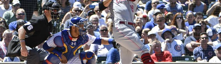 Reds Get Best Of Cubs, Again, In 3-2 Win