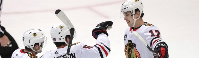 Blackhawks Win 2nd Straight
