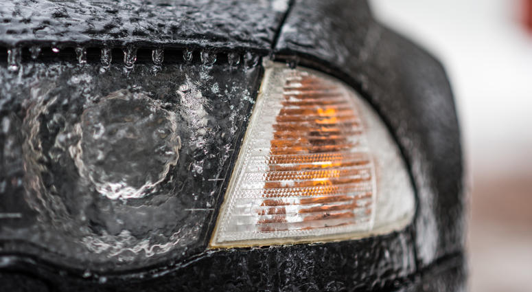 Snow, Ice Expected For Wednesday Commute