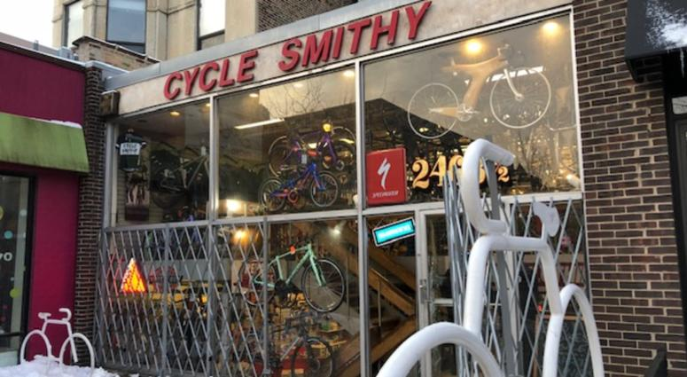 Lincoln Park Bike Shop Burglarized Again, Apart Of Recent Series Of Theft