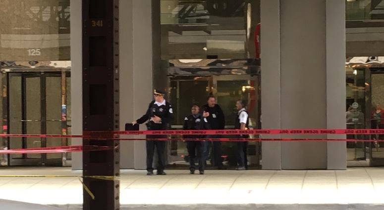 A 21-year-old man was shot in the Loop in the afternoon of Saturday, Oct. 27.