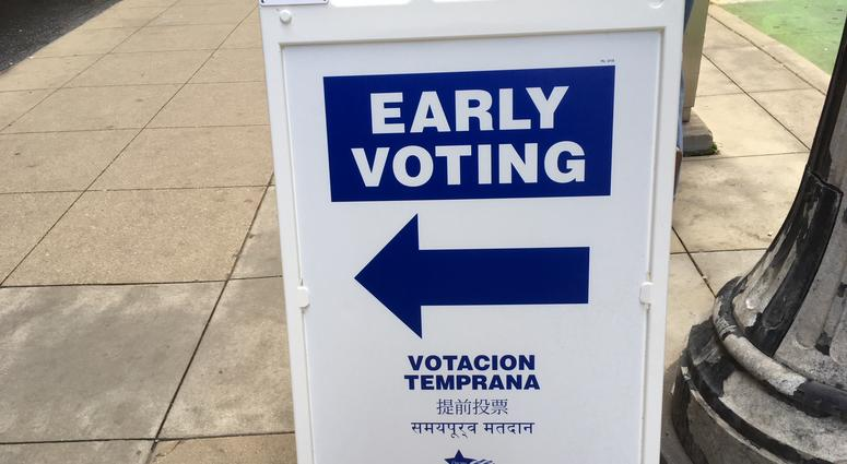 Cook County Early Voting