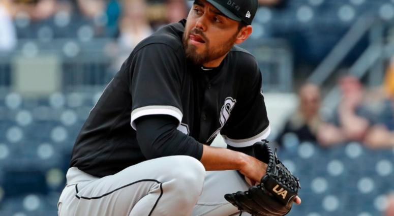 Chicago White Sox relief pitcher Joakim Soria