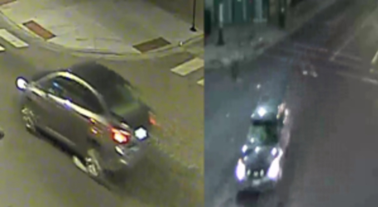 Police are searching for two cars that were involved in a fatal hit-and-run crash early Tuesday on the South Side.   Chicago police