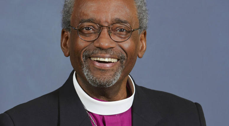 Most Reverend Michael Bruce Curry