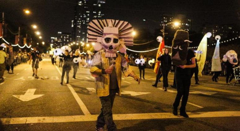 Arts In The Dark Halloween Parade Steps Off Saturday On State Street