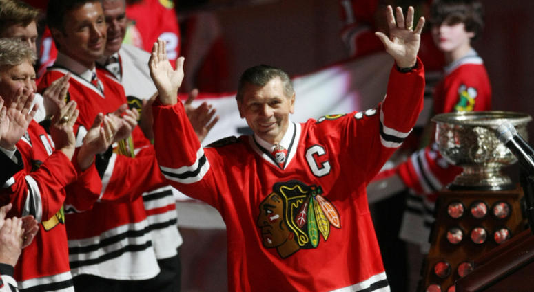 Fans Pay Respects To Stan Mikita At Public Visitation