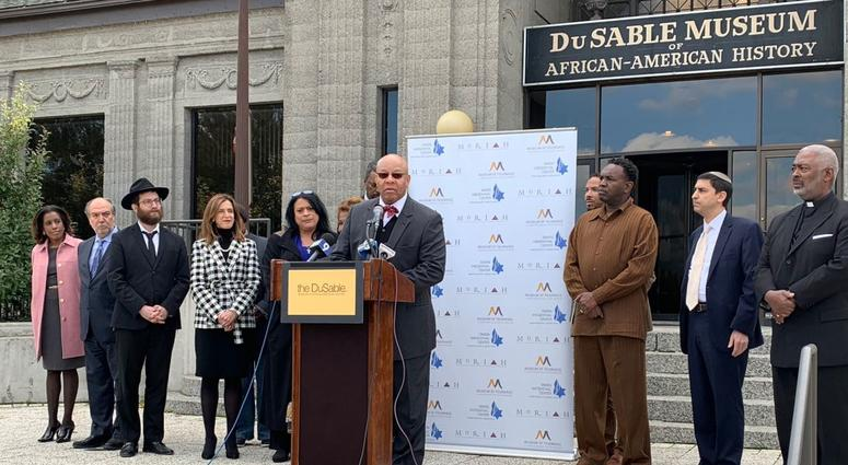DuSable Museum Synagogue Conference