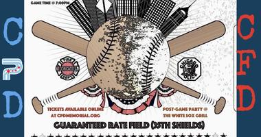 Bauer, Bucio To Be Honored In Annual CPD Versus CFD Charity Baseball Game