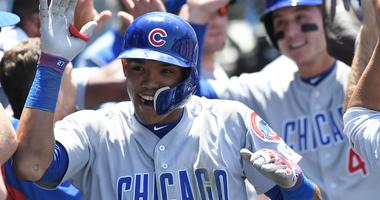Cubs Split Series With Dodgers