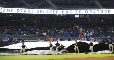 Cubs-Braves Postponed By Rain; Makeup Game On Aug 30