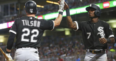 Tim Anderson Powers White Sox Past Twins