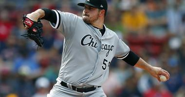 White Sox Fall To Red Sox In Carlos Rodon's Return