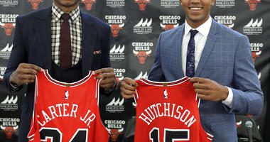 Young Bulls Upbeat, But There Is Work To Be Done