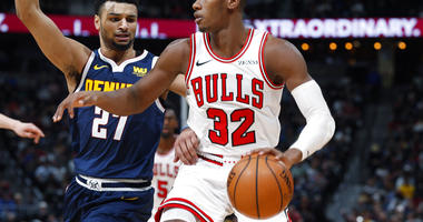 Murray, Jokic Lead Nuggets To Rout Of Bulls