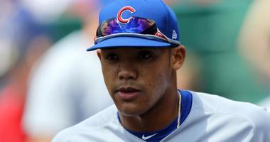 MLB Suspends Cubs' Addison Russell 40 Games