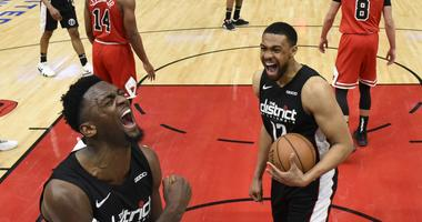 Portis, Parker Help Wizards Cruise Past Bulls After Trade