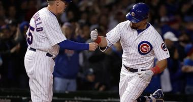 Kyle Schwarber HR Lifts Cubs Over Brewers 1-0