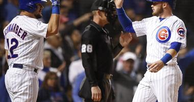 Cubs, Brewers To Play For Division Title Monday At Wrigley Field