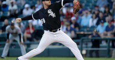 White Sox Edge Indians, 3-2