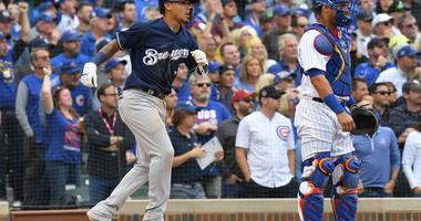 Brewers Take NL Central, Cubs Must Play Wild Card