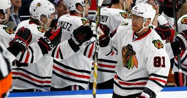 Blackhawks Unload Marian Hossa Contract In Deal With Coyotes