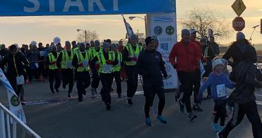 5k Run Celebrates Completion Of Lakefront Trail Separation