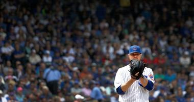 Lester Wins 5th Straight, Cubs Beat Dodgers 4-0
