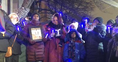 Chicago Peace Marcher: 'Be A Drum Major For Justice'