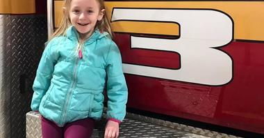 Ambulance Baby Returns To The Vehicle In Which She Was Delivered