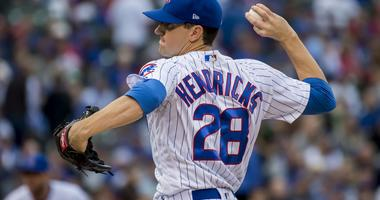 Hendricks Contains Cardinals, Cubs' 'Magic Number' Drops To 2