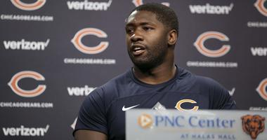 Bears' Roquan Smith Was 'Training Pretty Hard' During Holdout
