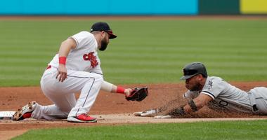 Indians Sweep White Sox