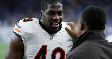Bears' Sam Acho, Players Union Rep, Reacts To NFL's New Anthem Policy