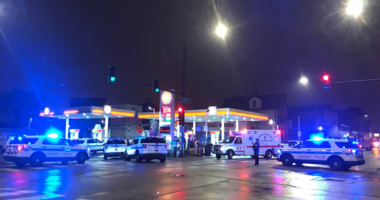 1 Killed, 3 Wounded In Shoot-Out After Fight At Gas Station In Avondale