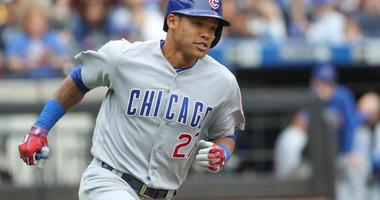 Cubs' Addison Russell Placed On Administrative Leave