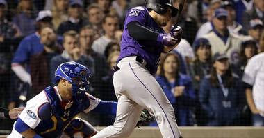 For Cubs, Season Ends On Sour Note With Loss To Rockies