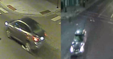 Police are searching for two cars that were involved in a fatal hit-and-run crash early Tuesday on the South Side. | Chicago police