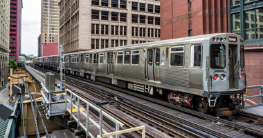 Red, Brown, Purple Line Trains Halted After Person Hit By Train At Belmont