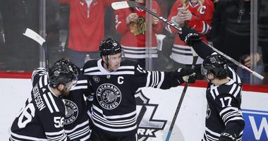 Blackhawks Edge Islanders In Shootout