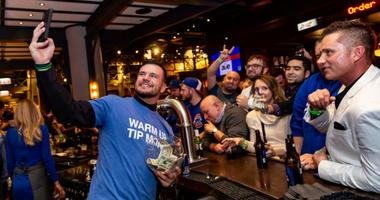 Cubs Players, Chicago Personalities Help Raise $175K For Wood Family Foundation At 8th Annual Woody's Winter Warm-Up