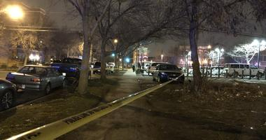 Police Involved Shooting West Town