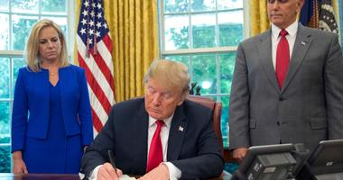 Trump Reverses Course, Signs Order To End Family Separations At Border