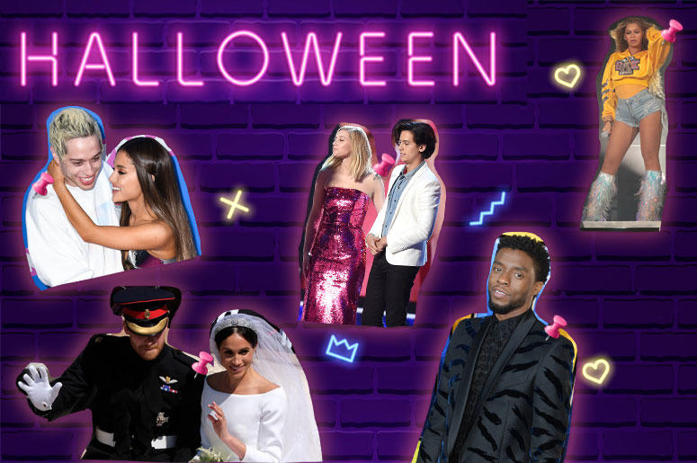 Halloween Costumes Inspired By The Best Pop Culture Moments of 2018  Chicagos B96