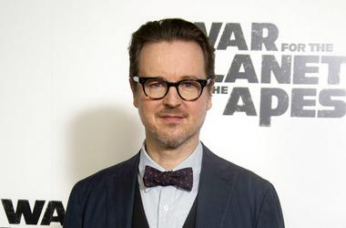 """director Matt Reeves appears at the screening of the film """"War for the Planet of the Apes"""" in London"""